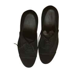 Lace Up Shoes BOTTEGA VENETA Black