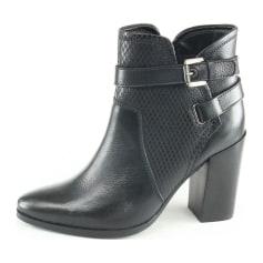 Femme Boots Bottines Low Articles Manoukian amp; Alain Tendance w8qBEXq