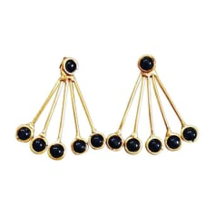 Earrings SYLVIA TOLEDANO Golden, bronze, copper