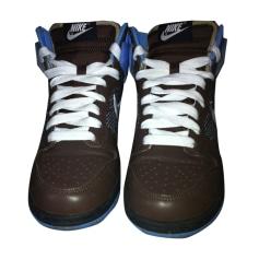 Sneakers NIKE Brown
