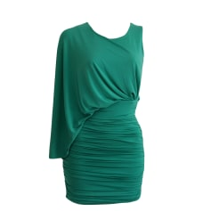 Mini Dress BCBG MAX AZRIA Green