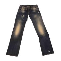 Jeans droit DSQUARED Brut