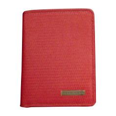 Wallet HUGO BOSS Red, burgundy