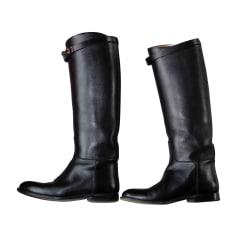 Riding Boots HERMÈS Black