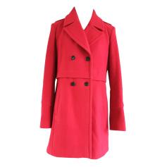 Manteau COMPTOIR DES COTONNIERS Rouge, bordeaux