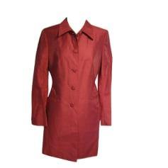 Manteau CARAMELO Rouge, bordeaux