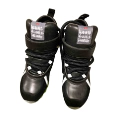 Chaussures de sport BERNHARD WILLHELM Noir