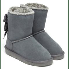 Bottines & low boots plates Carla Samuel  pas cher
