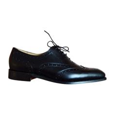 Chaussures à lacets  BARKER Noir