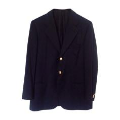 Veste de costume BRIONI Bleu, bleu marine, bleu turquoise