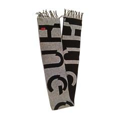 Sciarpa HUGO BOSS noir et gris