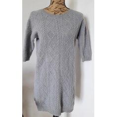 Robe pull AUTRE TON Gris, anthracite