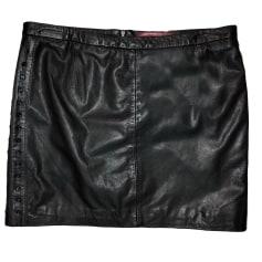 Mini Skirt COMPTOIR DES COTONNIERS Black