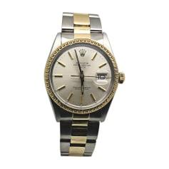 Wrist Watch ROLEX Beige, camel