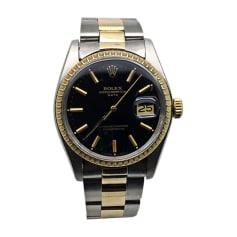 Armbanduhr ROLEX Schwarz
