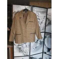 Blazer, veste tailleur MARCELLE GRIFFON Marron