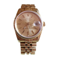 Armbanduhr ROLEX Gelb