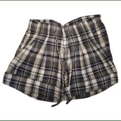 d2911a9a8e8f8c Shorts & Pantacourts Femme Coton biologique de marque & luxe pas ...