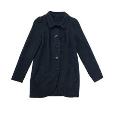 Coat MAJE Gray, charcoal