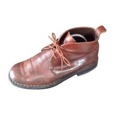 Lace Up Shoes KENZO Marron patiné