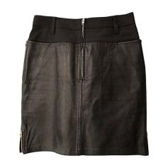 Jupe courte 3.1 PHILLIP LIM Noir