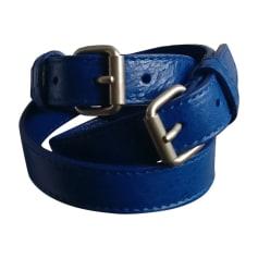 Braccialetto BALENCIAGA Blu, blu navy, turchese