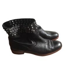 Bottines & low boots plates ZADIG & VOLTAIRE Noir