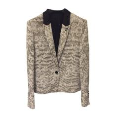 Blazer, veste tailleur THE KOOPLES Blanc, blanc cassé, écru