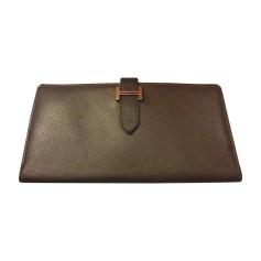Wallet HERMÈS Brown