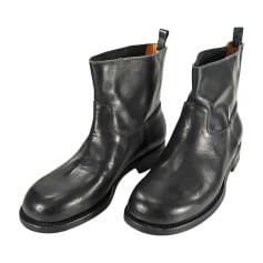 Boots MAISON MARTIN MARGIELA Black
