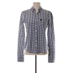 Top, tee-shirt ABERCROMBIE & FITCH Blanc, blanc cassé, écru
