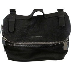 Satchel EMPORIO ARMANI Brown
