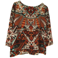 Top, T-shirt BA&SH Multicolor