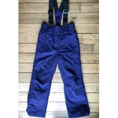 Ski Pants FUSALP Blue, navy, turquoise