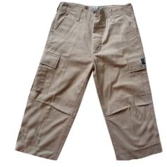 Pantalone DDP Beige, cammello