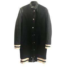Coat MAJE Black