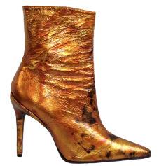 Bottines & low boots à talons FREE LANCE Orange
