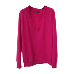 Maglione GUCCI Rosa, fucsia, rosa antico