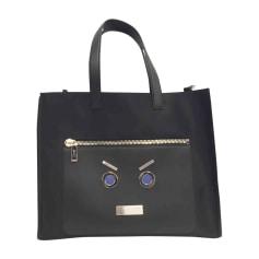 Tote Bag FENDI Black