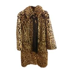 Coat ERDEM Animal prints