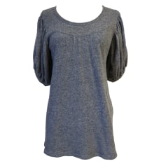 Robe tunique AMERICAN RETRO Gris, anthracite