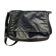 Satchel GUCCI Black