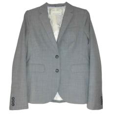 Blazer, veste tailleur BANANA REPUBLIC Gris, anthracite