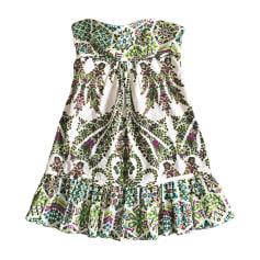 Corset Dress GUCCI Multicolor