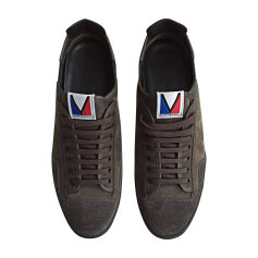 Sneakers LOUIS VUITTON Olive green