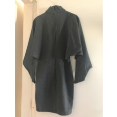 Robe courte ALEXIS MABILLE Gris, anthracite