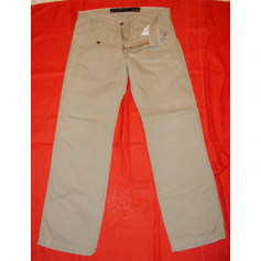 Pantalon large Chevignon  pas cher