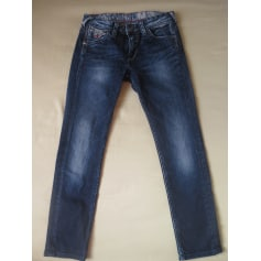 Jeans dritto PEPE JEANS Blu, blu navy, turchese