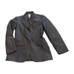 Jacket BONPOINT Gray, charcoal