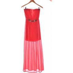 Robes longues Zara Femme   articles tendance - Videdressing b23a962aa579